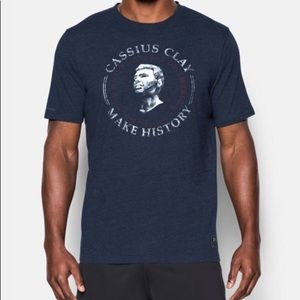 Under armour Cassius clay T shirt